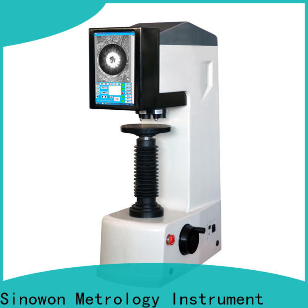 practical brinell hardness test procedure customized for cast iron