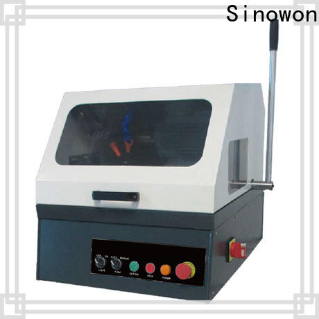 Sinowon approved precision cutting technologies factory for aerospace