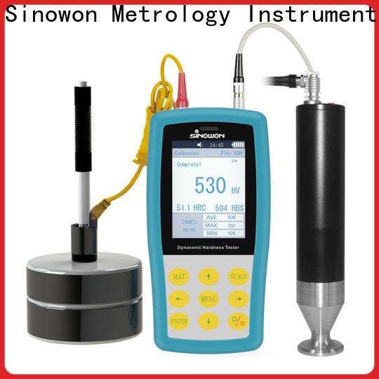Sinowon ultrasonic ultrasonic hardness tester price wholesale for rod