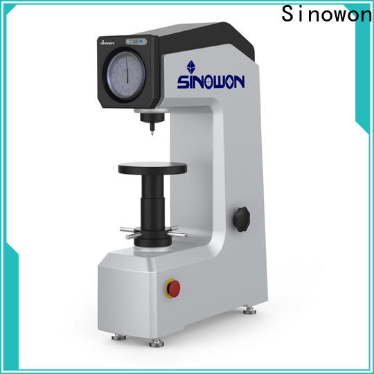 Sinowon hardness testing machine from China for small areas