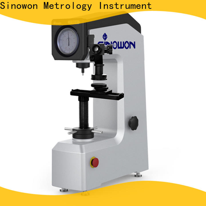 practical rockwell test from China for thin materials