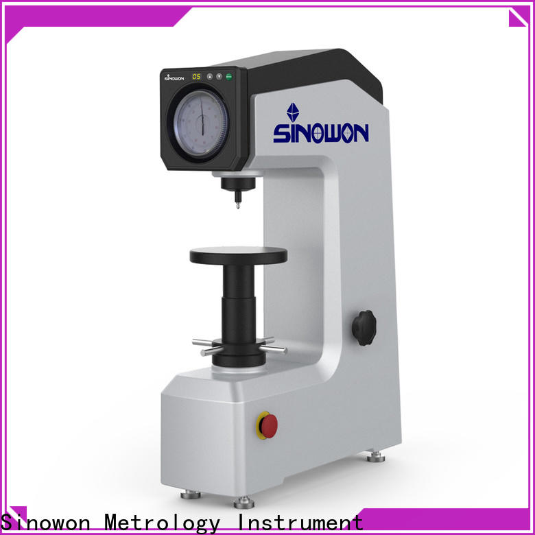 Sinowon rockwell hardness scale series for measuring