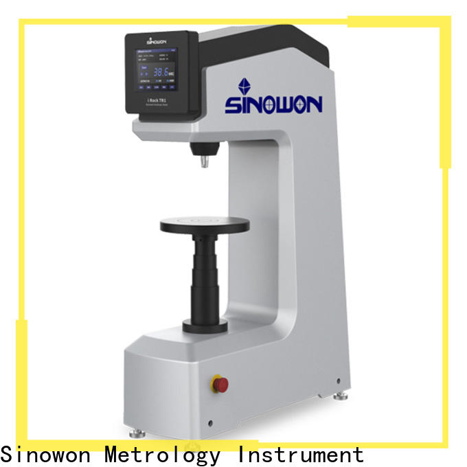 Sinowon rockwell hardness directly sale for thin materials
