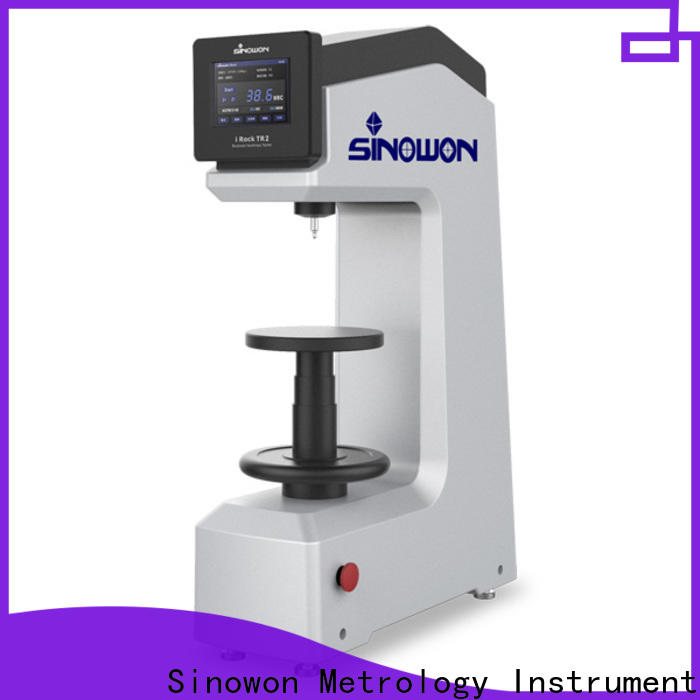 Sinowon rockwell hardness test procedure customized for small areas