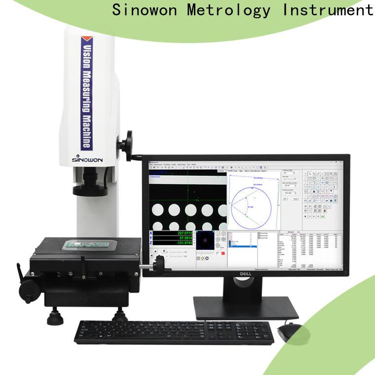 efficient measuring machine design for semiconductor
