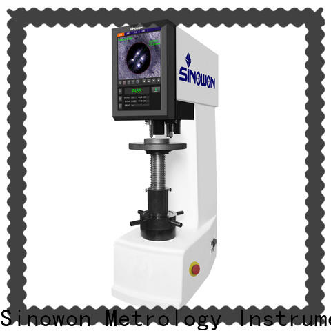 Sinowon durable brinell hardness test experiment series for nonferrous metals