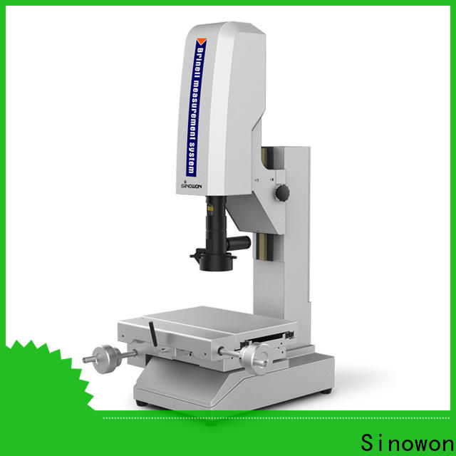 Sinowon brinell hardness test procedure from China for nonferrous metals