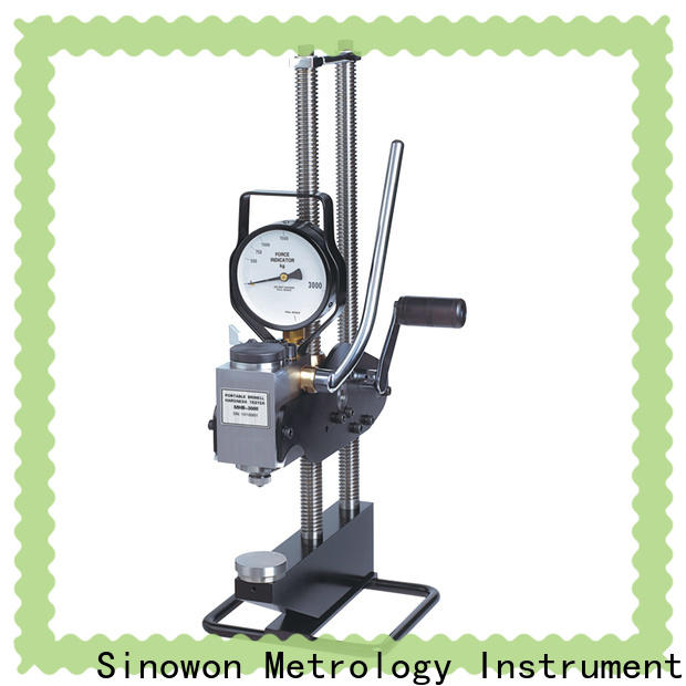 optical brinell hardness unit directly sale for soft alloys