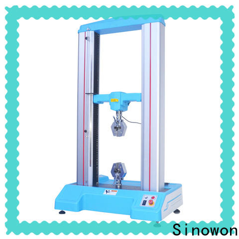 Sinowon fabric strength testing machine directly sale for commercial