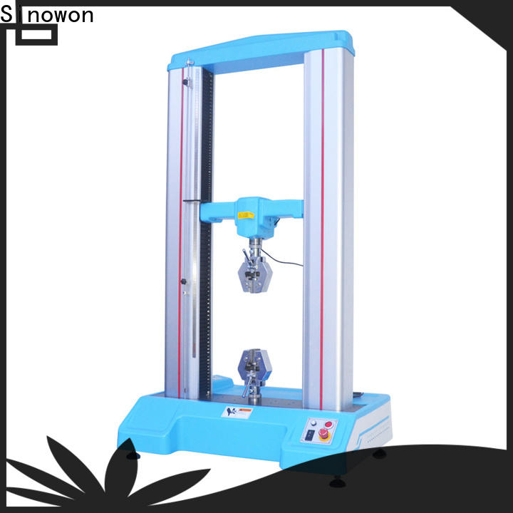 Sinowon quality tensile strength machine price from China for precision industry