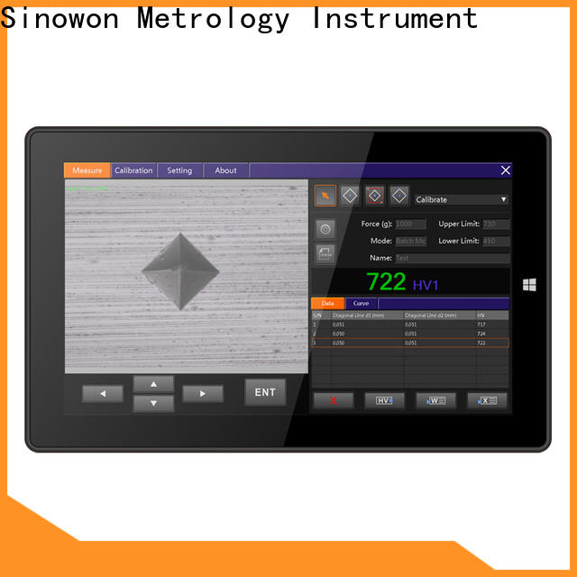 Sinowon micro vickers hardness tester inquire now for small parts