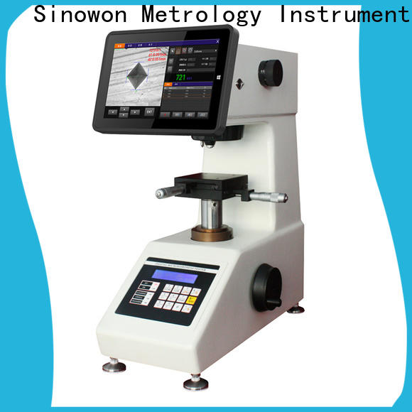 Sinowon hot selling micro hardness testing machine directly sale for small areas
