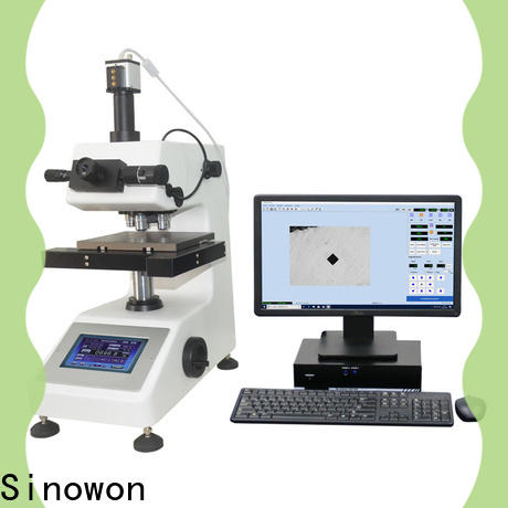 hot selling brinell testing machine series for thin materials