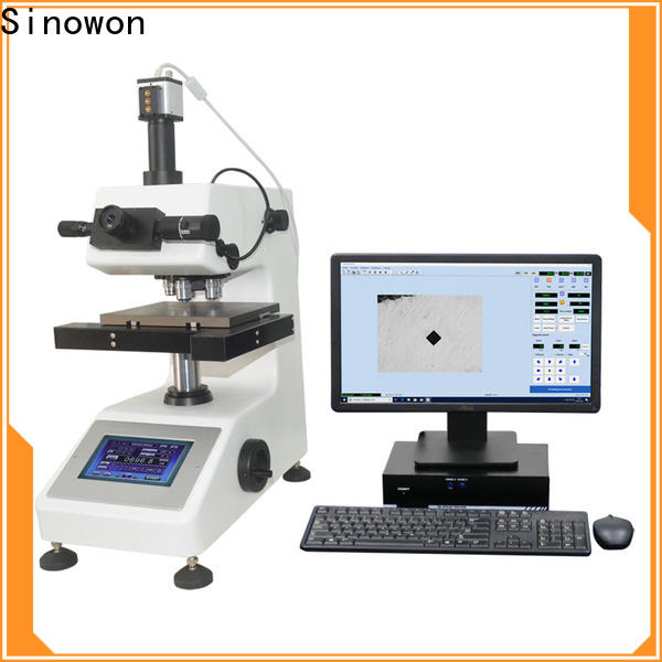 hot selling micro vickers hardness tester manufacturer for small parts
