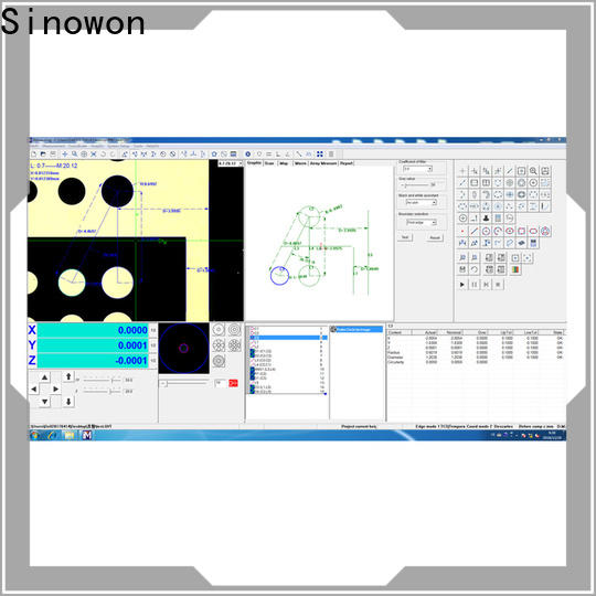 Sinowon computer vision examples factory for industry