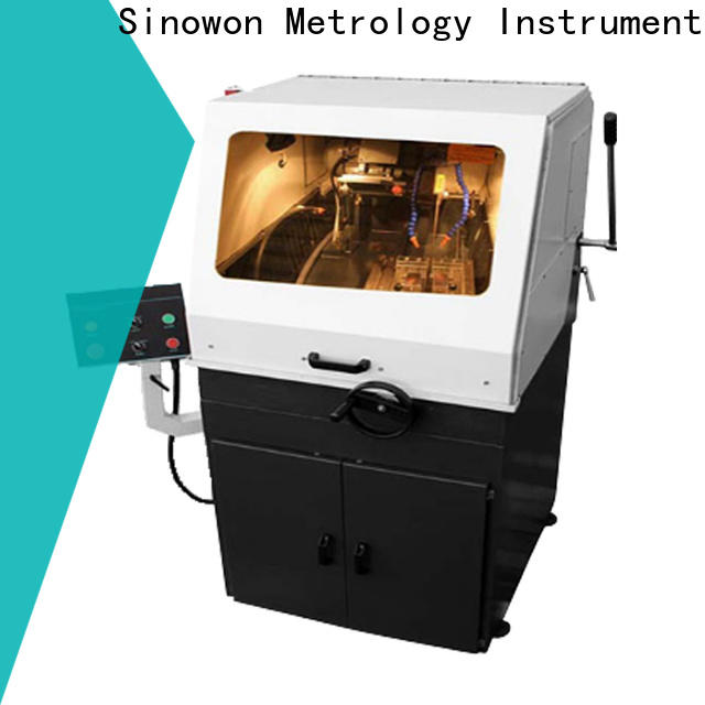 Sinowon approved cutting machine with good price for electronic industry