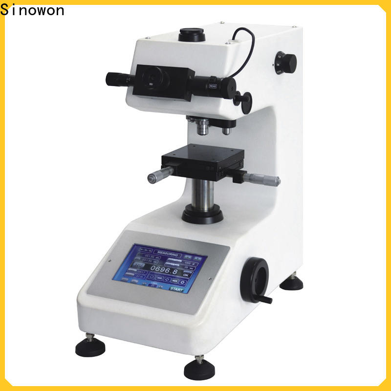 Sinowon automatic vickers hardness tester manufacturer for measuring