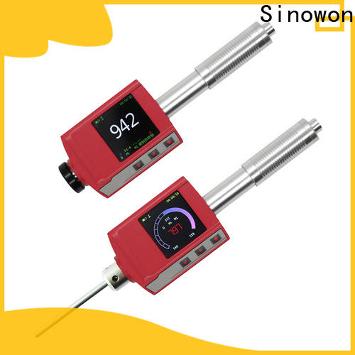 Sinowon sturdy portable hardness tester machine factory price for industry