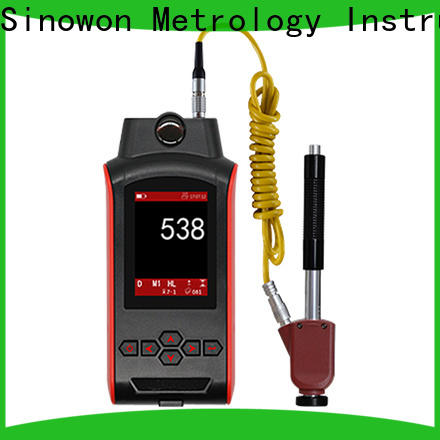 Sinowon portable hardness tester machine supplier for industry