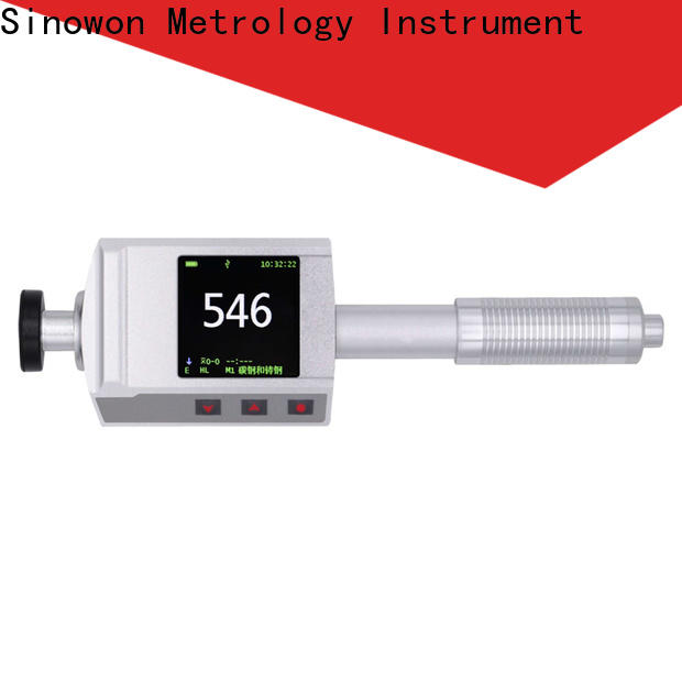 Sinowon portable brinell hardness tester wholesale for precision industry
