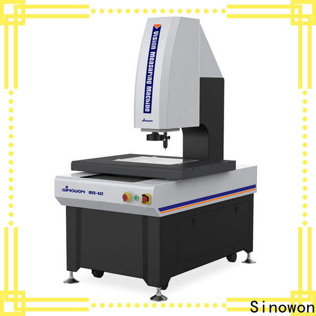 Sinowon visual measuring machines from China for small parts