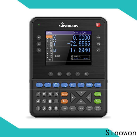 Sinowon professional digital read out personalized for soft alloys