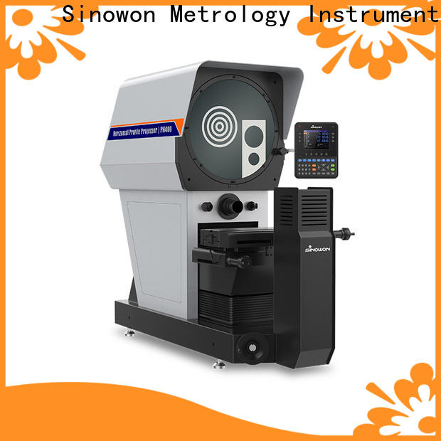 Sinowon reliable profile projector price customized for industry