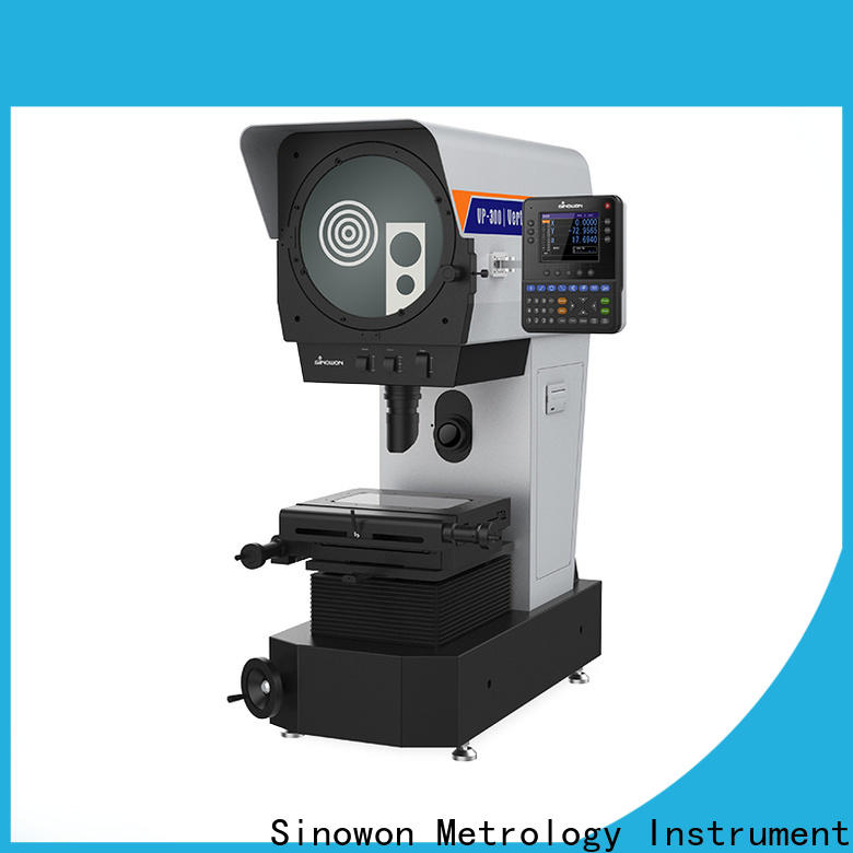 Sinowon sturdy optical comparator personalized for small areas