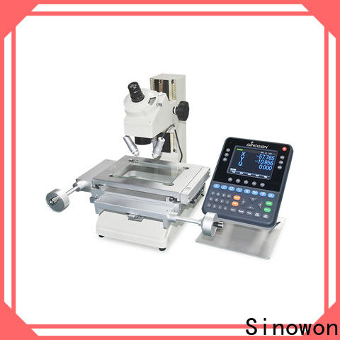Sinowon digital toolmaker scope with good price for soft alloys