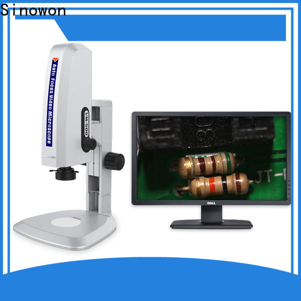 quality microscope factory price for soft alloys