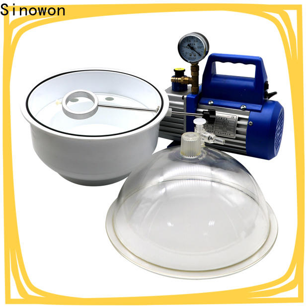 Sinowon manual precision cutting machine factory for LCD