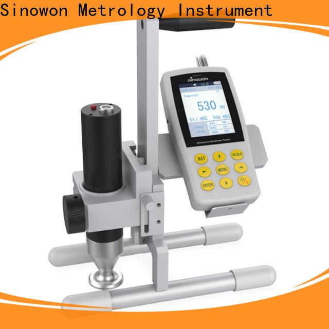 Sinowon ultrasonic portable hardness tester wholesale for rod