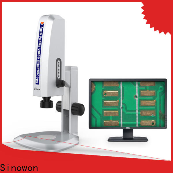 Sinowon digital microscopes wholesale for cast iron