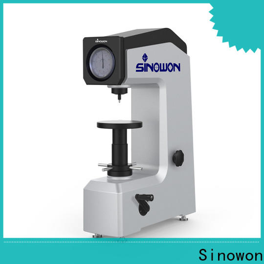 Sinowon rockwell test directly sale for measuring
