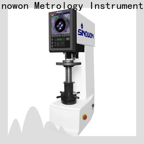 hot selling brinell hardness testing machine from China for cast iron