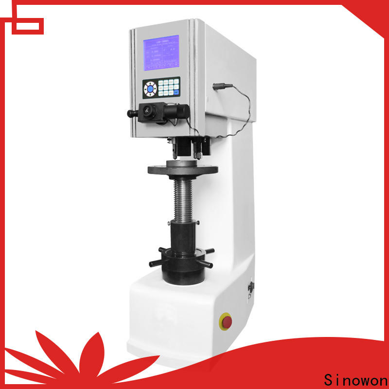 Sinowon brinell hardness testing machine series for nonferrous metals
