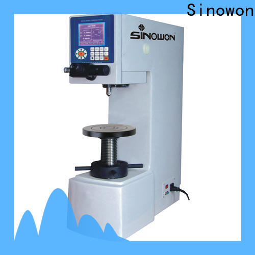 Sinowon brinell hardness series for nonferrous metals