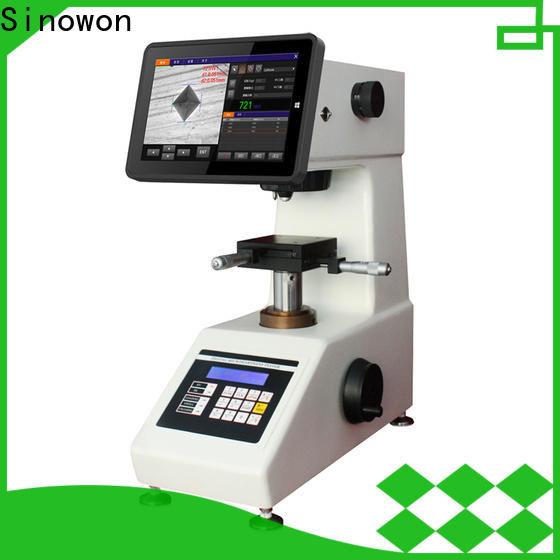 Sinowon hot selling hardness testing machine from China for small parts