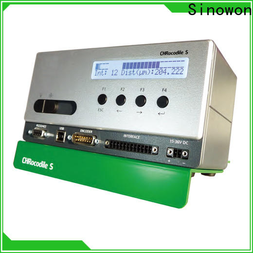 Sinowon vision software supplier inquire now for precision industry