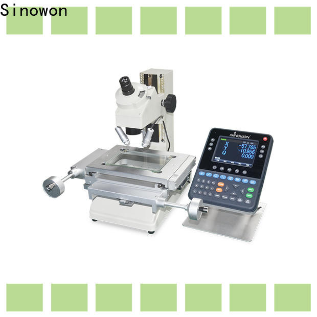 Sinowon excellent mitutoyo microscope with good price for soft alloys