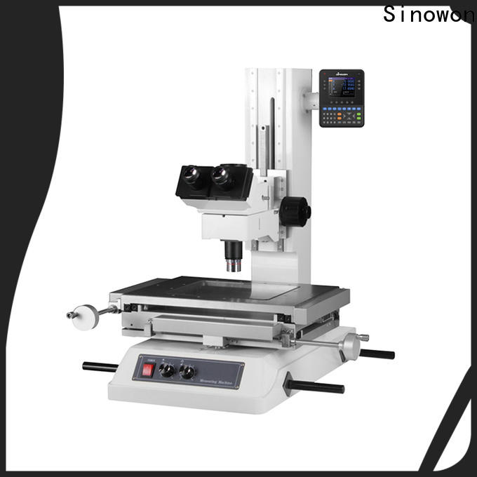 Sinowon excellent microscope function factory for steel products