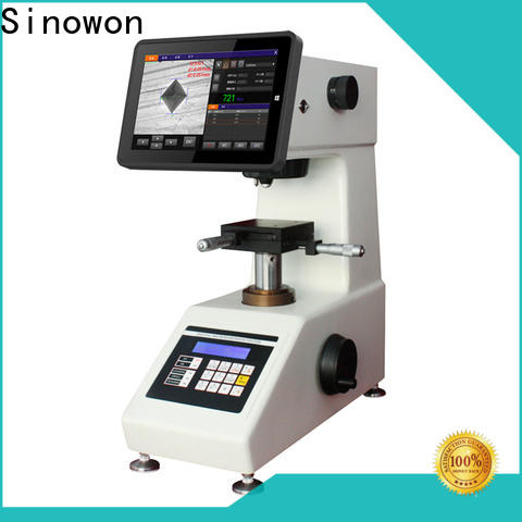 Sinowon vickers hardness tester from China for small parts