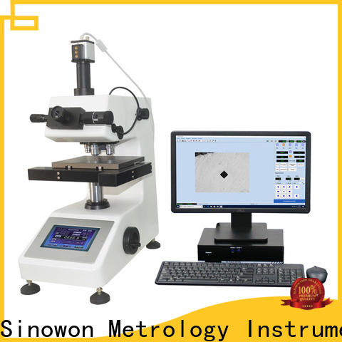 Sinowon brinell hardness testing machine manufacturer for measuring