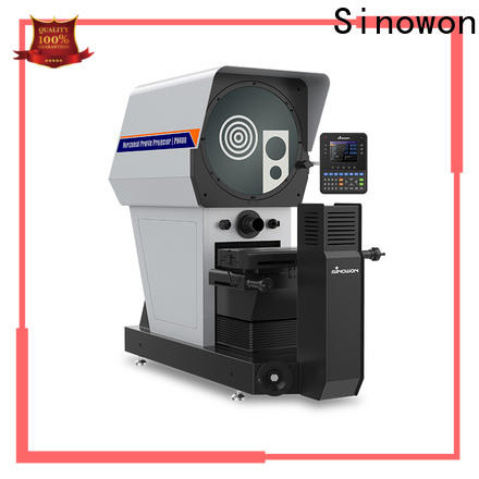 Sinowon practical profile projector machine directly sale for commercial
