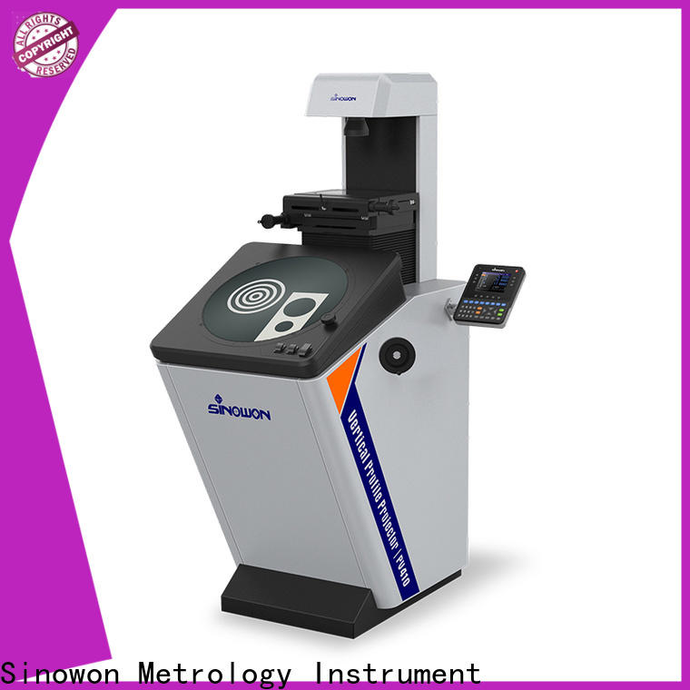Sinowon optical comparator personalized for thin materials