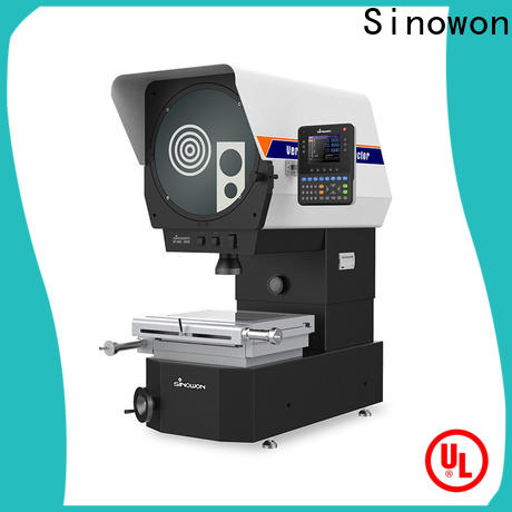 Sinowon professional vertical projector wholesale for thin materials