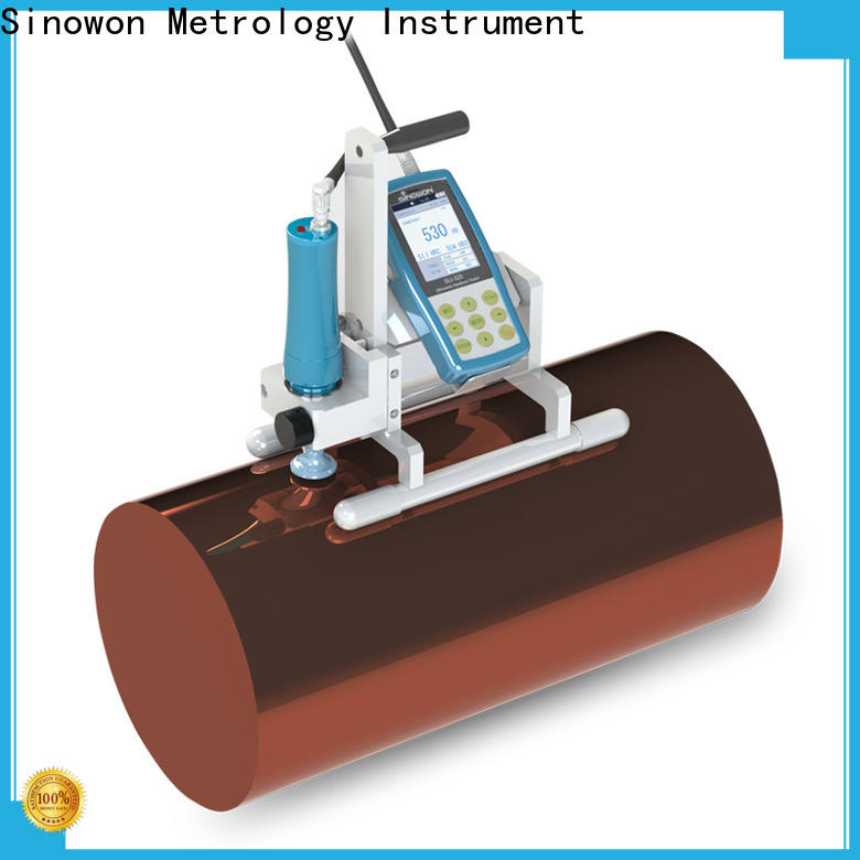 certificated ultrasonic thickness gauge wholesale for rod