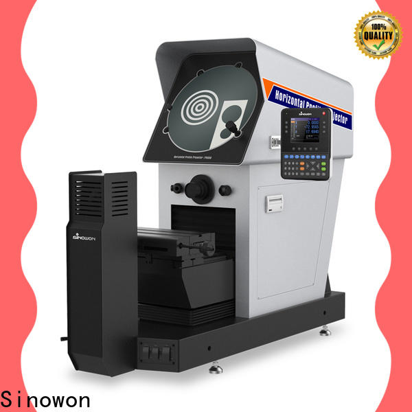 Sinowon optical profile projector customized for precision industry