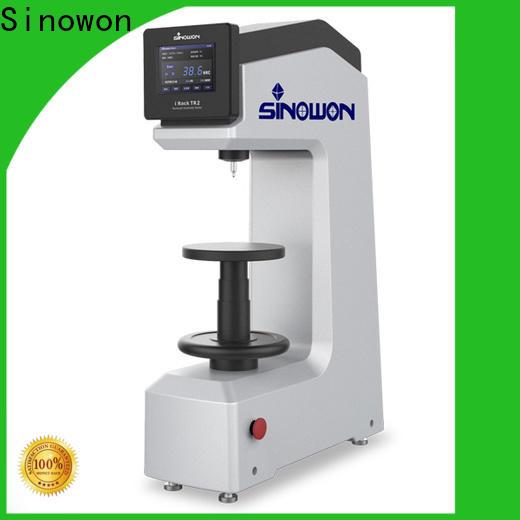 Sinowon saroj hardness tester series for measuring