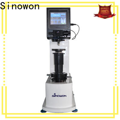 Sinowon hot selling brinell hardness test experiment directly sale for steel products
